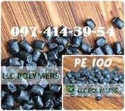 Трубний поліетилен РЕ80,  РЕ100,  ПНД екструзійний для видува